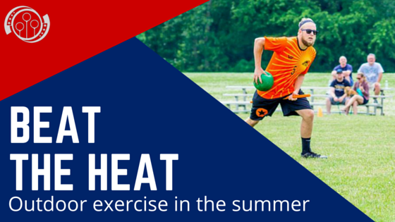 Beat the Heat: Outdoor Exercise in the Summer